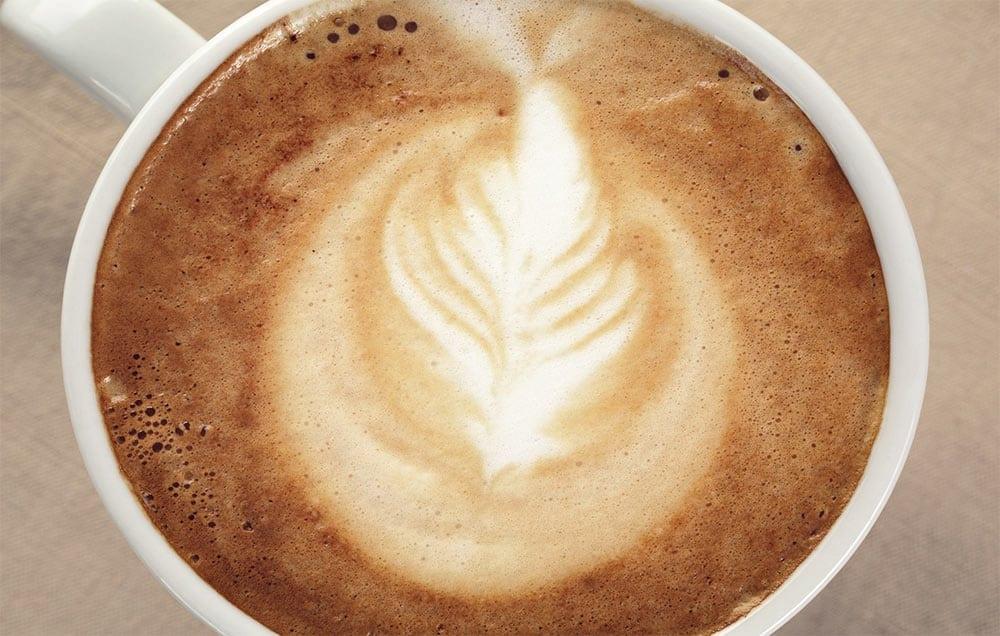 creamer in coffee