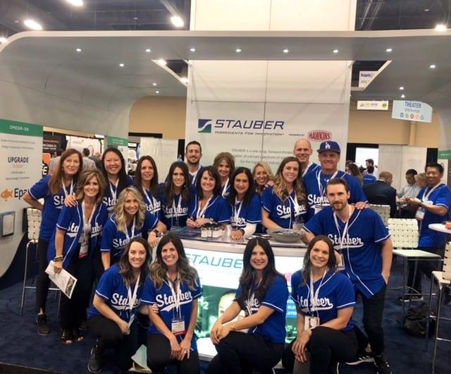 STAUBER Sales Team