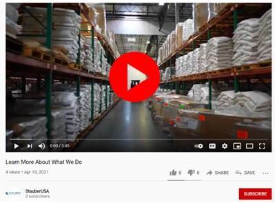 Watch STAUBER Video