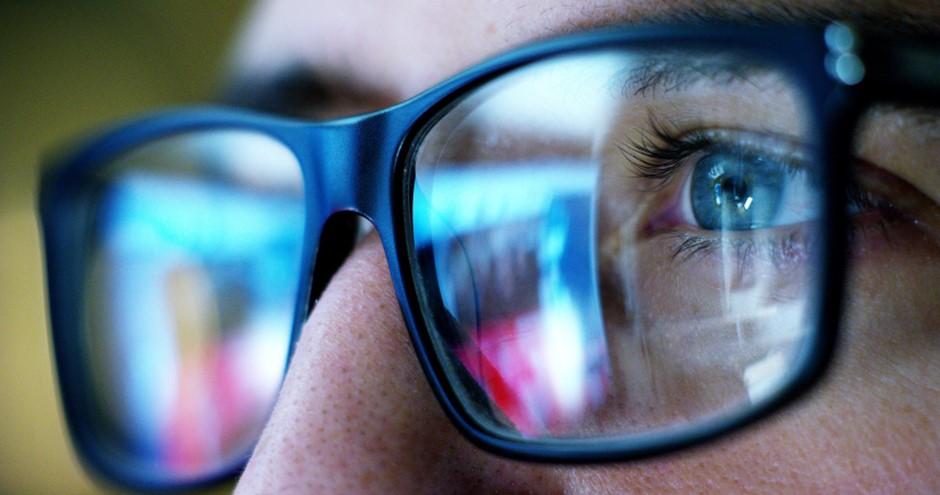 Blue Light vision fatigue